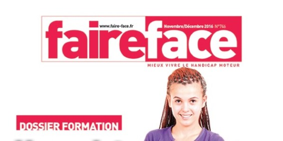 Faire Face Magazine Catherine Aliotta