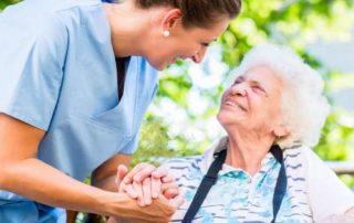 senior entrée maison de retraite stress