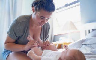 estime de soi après la grossesse
